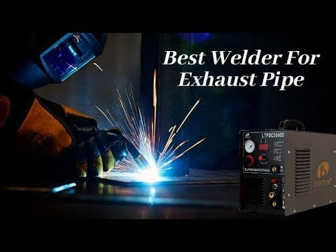 7 best welders for your exhaust pipe: are you a TIG or MIG guy?
