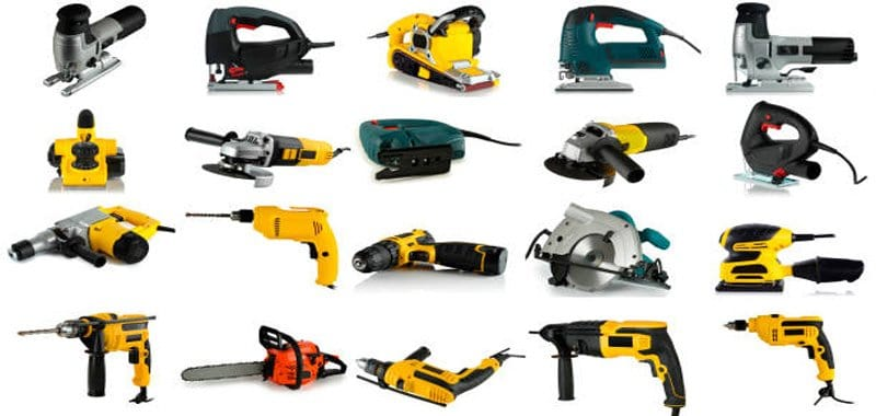 Types-of-power-tools-and-uses