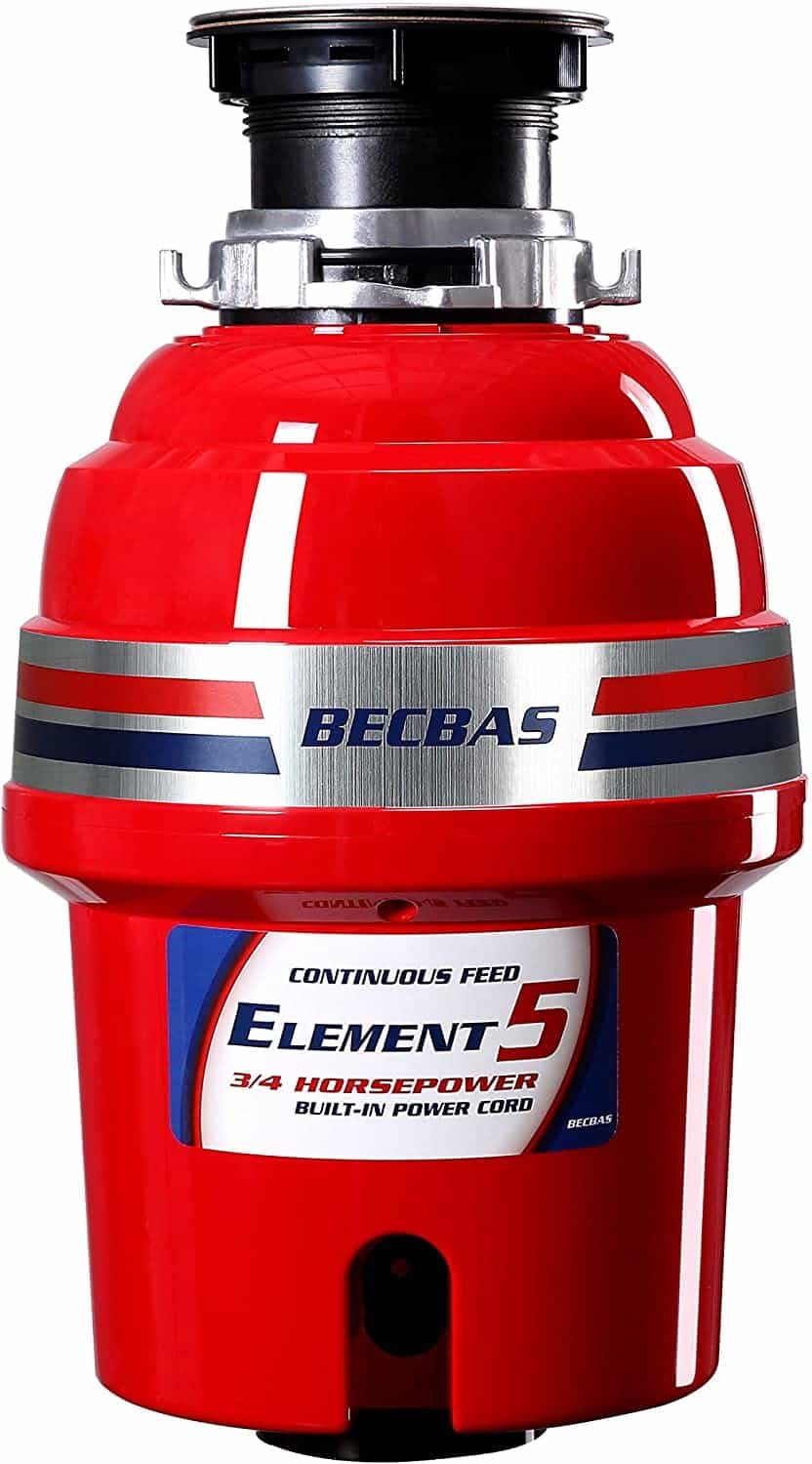 Best septic systemgarbagedisposal for under $100: Becbas Element 5