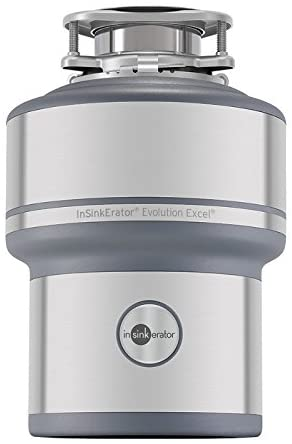 Best waste disposal for septic systems for under $400: InSinkErator Evolution Excel 1 HP