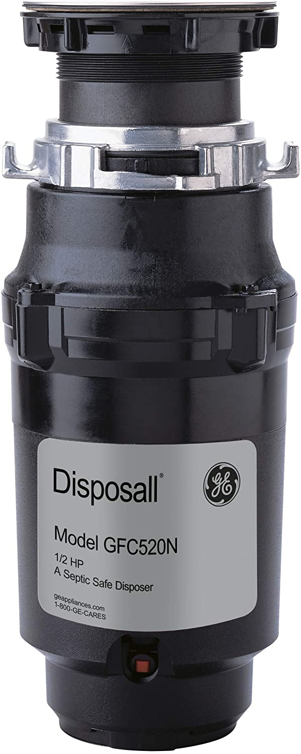 General Electric Garbage Disposal part for Septic Systems