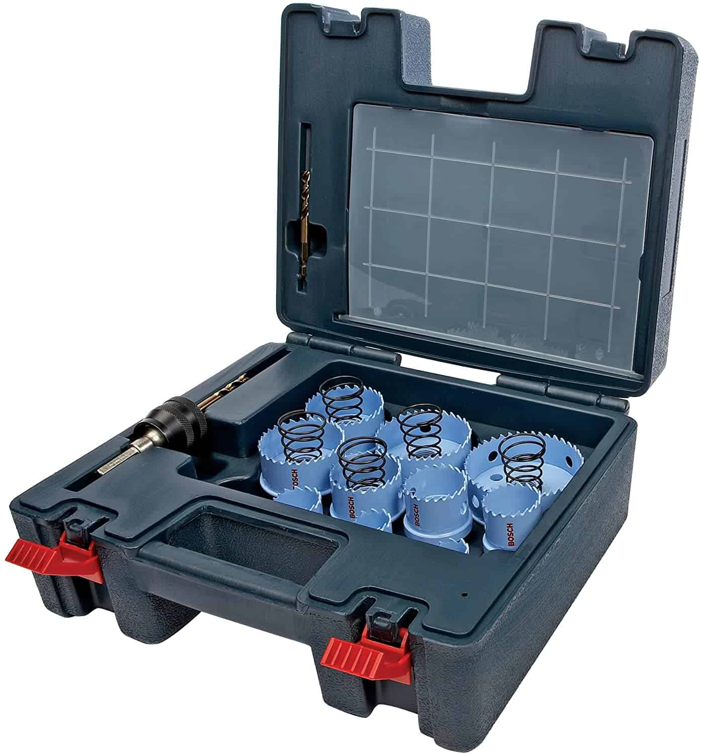 Premium hole saw set: Bosch HSM23 for Cutting Stainless Steel
