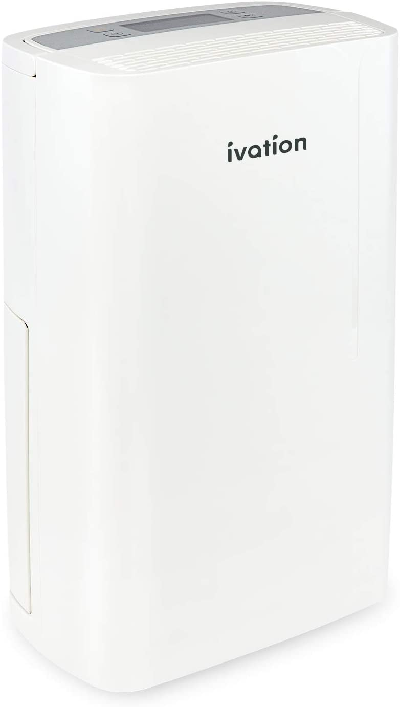 Best Air Purifier and Dehumidifier Combo: Ivation