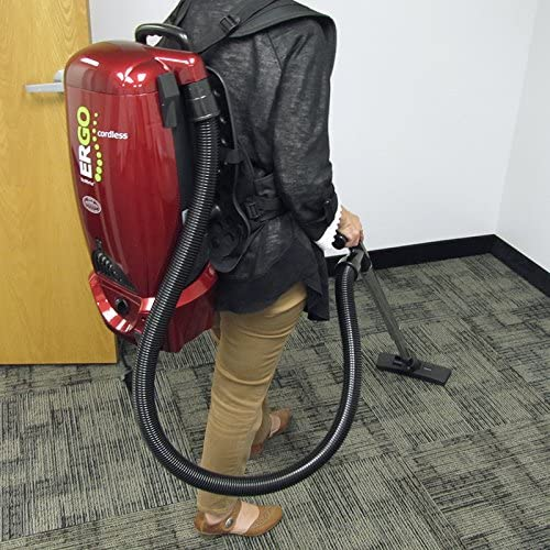 Best Battery Powered Backpack Vacuum: Atrix VACBP36V