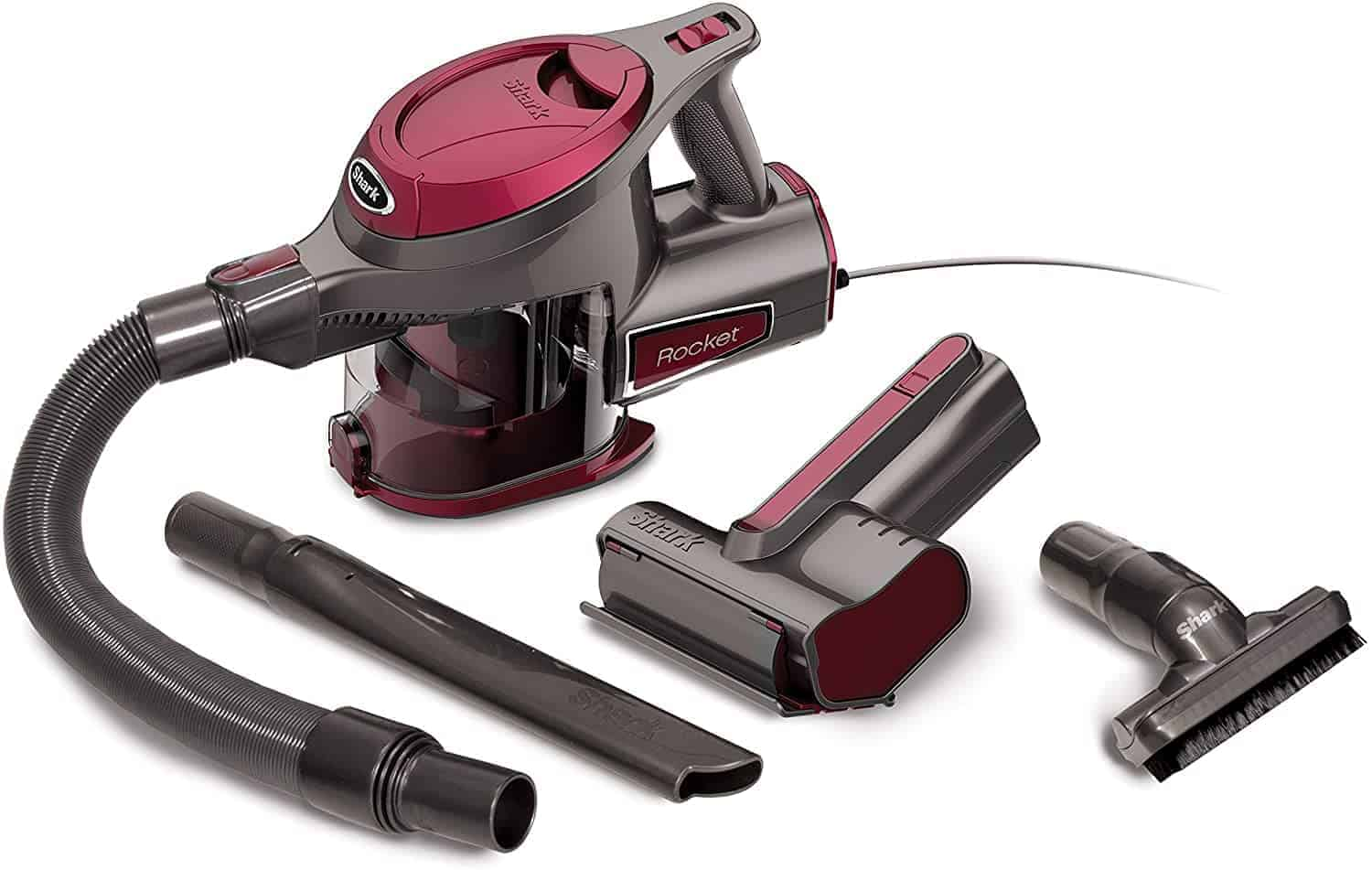 Best Dustbuster with a Hose: Shark Rocket Ultra-Light