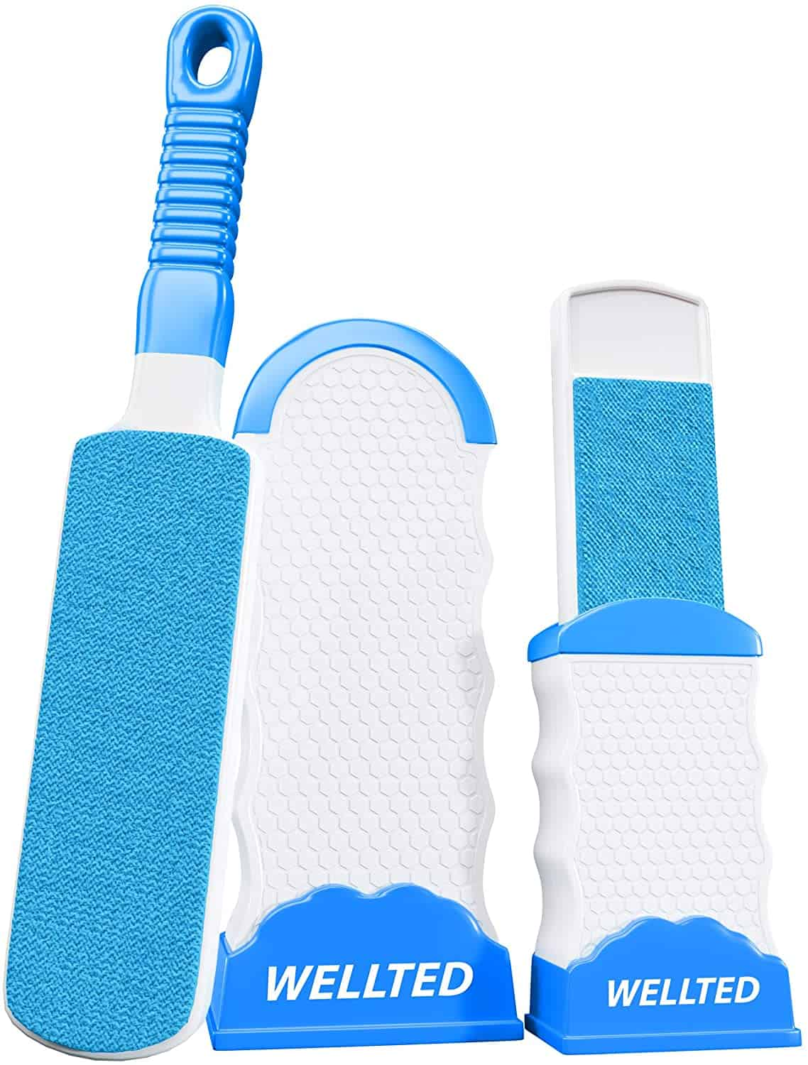 Best Pet Hair Remover Lint Brush: WELLTED