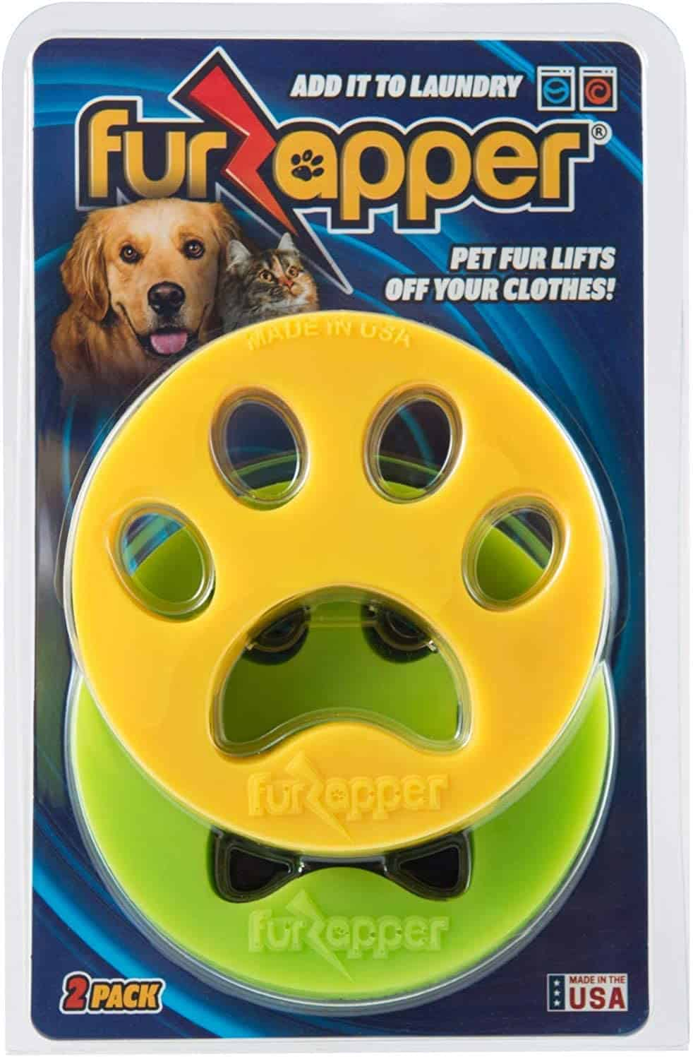 Best Pet Hair Remover for the Washer and Dryer: FurZapper