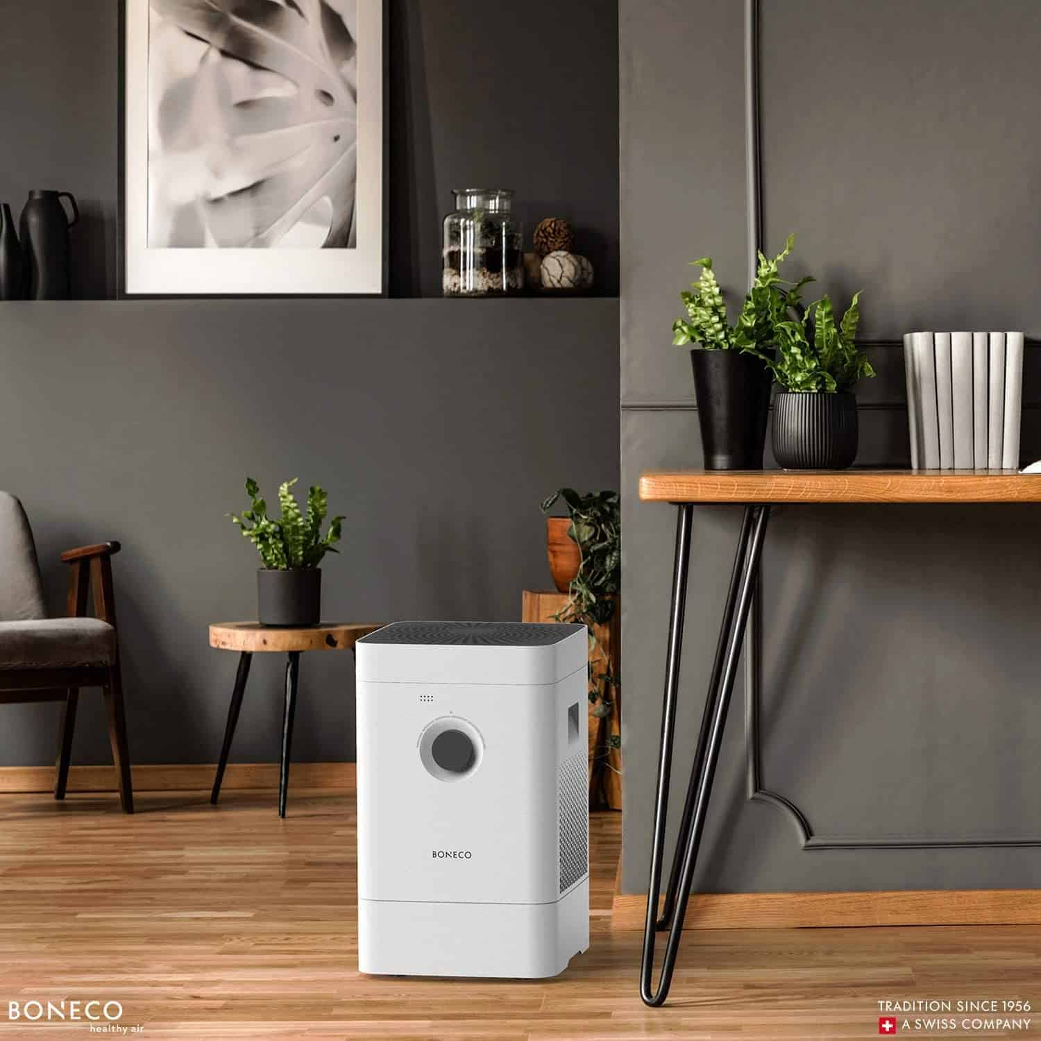 Best Purifier and Humidifier Combo: BONECO H300