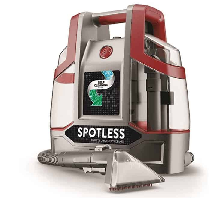 Best Self-Cleaning Carpet Cleaner:Hoover Spotless