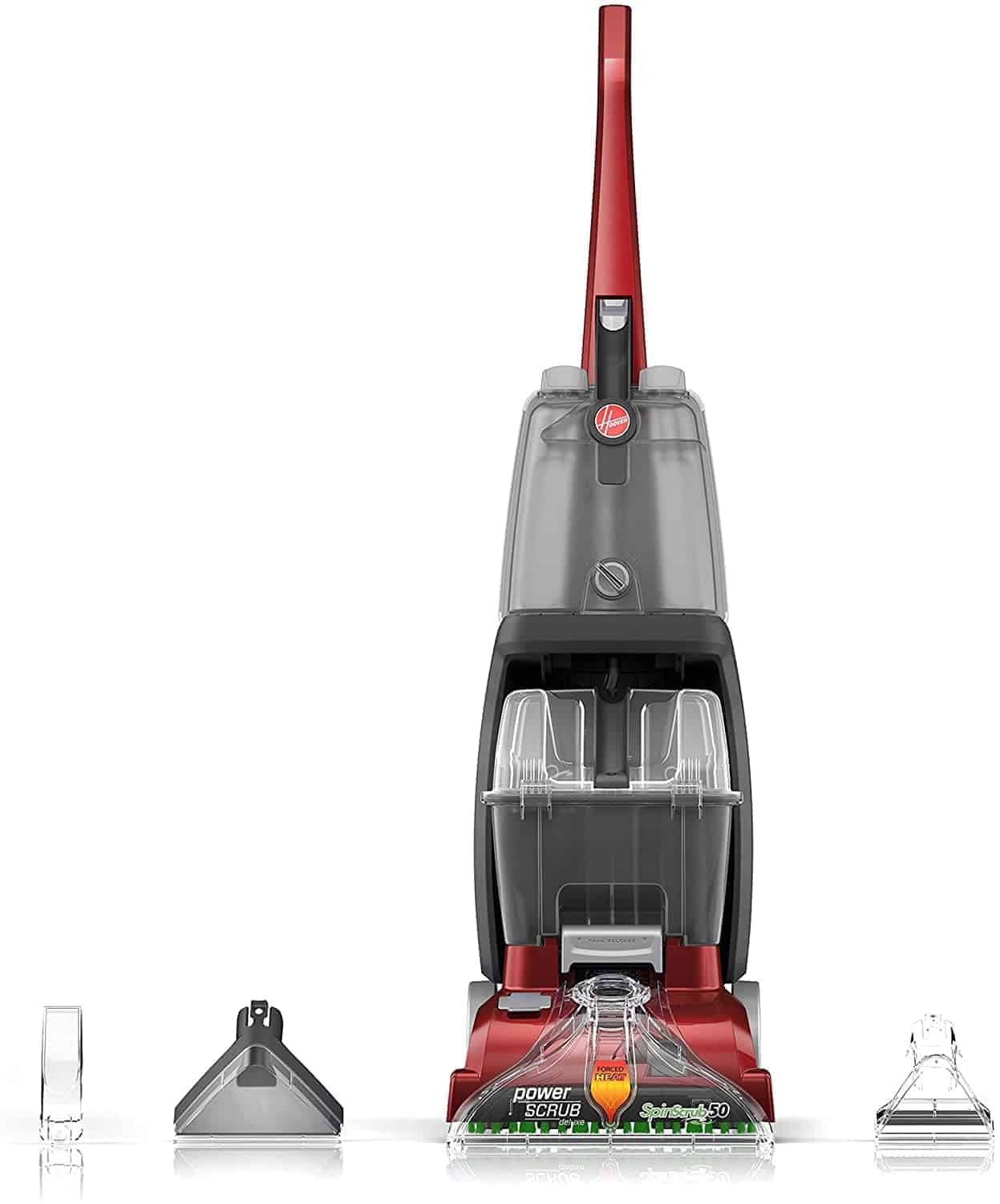 Best cheap carpet vacuum cleaner: Hoover PowerDash FH50700
