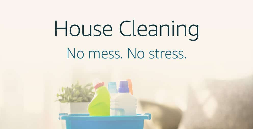 Housecleaning profesionally done