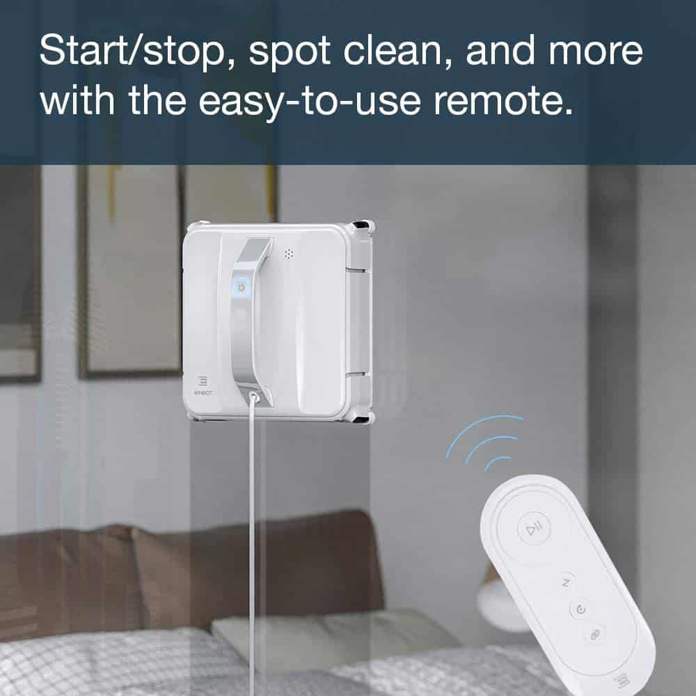 Overall Best Window Cleaner Robot: Ecovacs Winbot 880