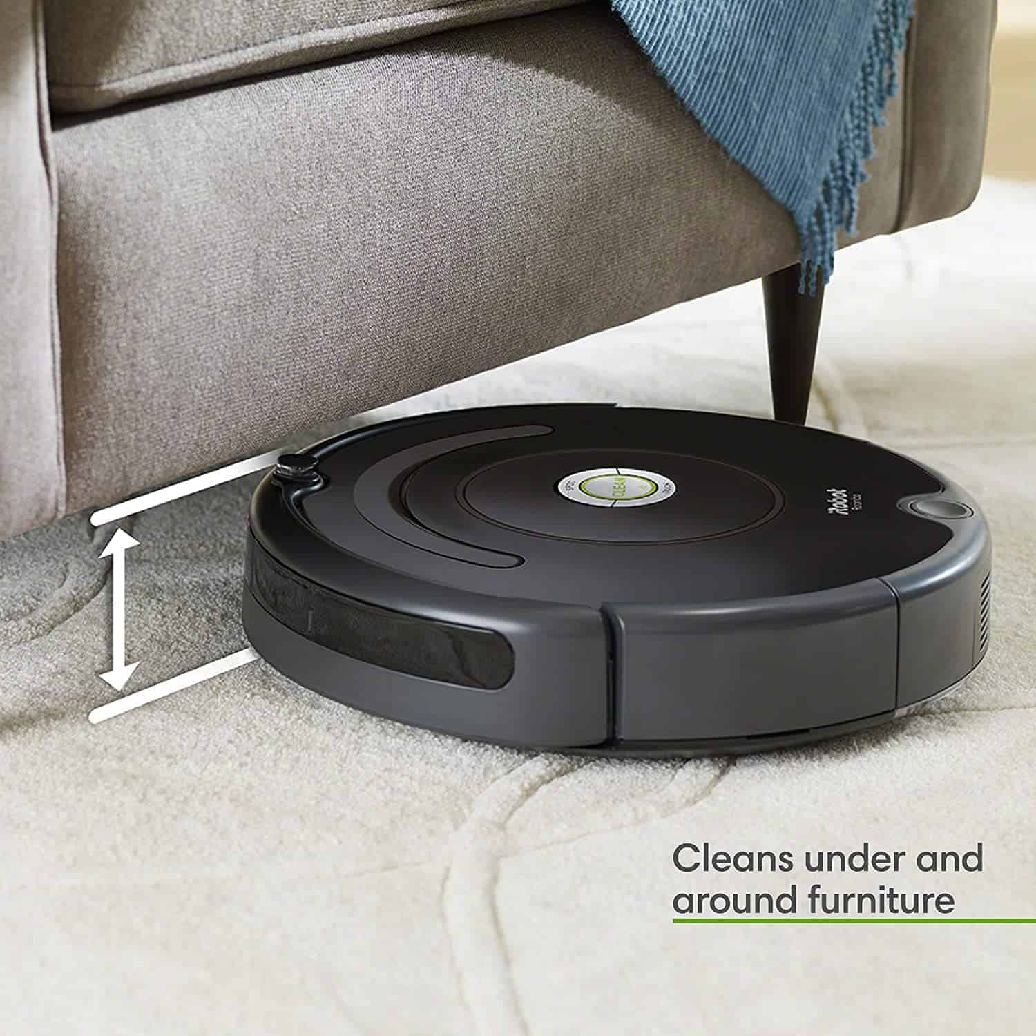 Robot vacuum with best mapping: iRobot Roomba 675