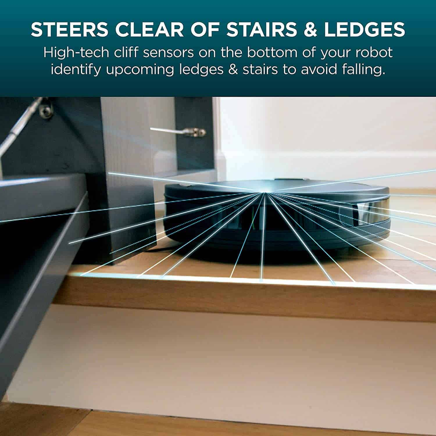 The Best robot vacuum for stairs: Shark ION RV750
