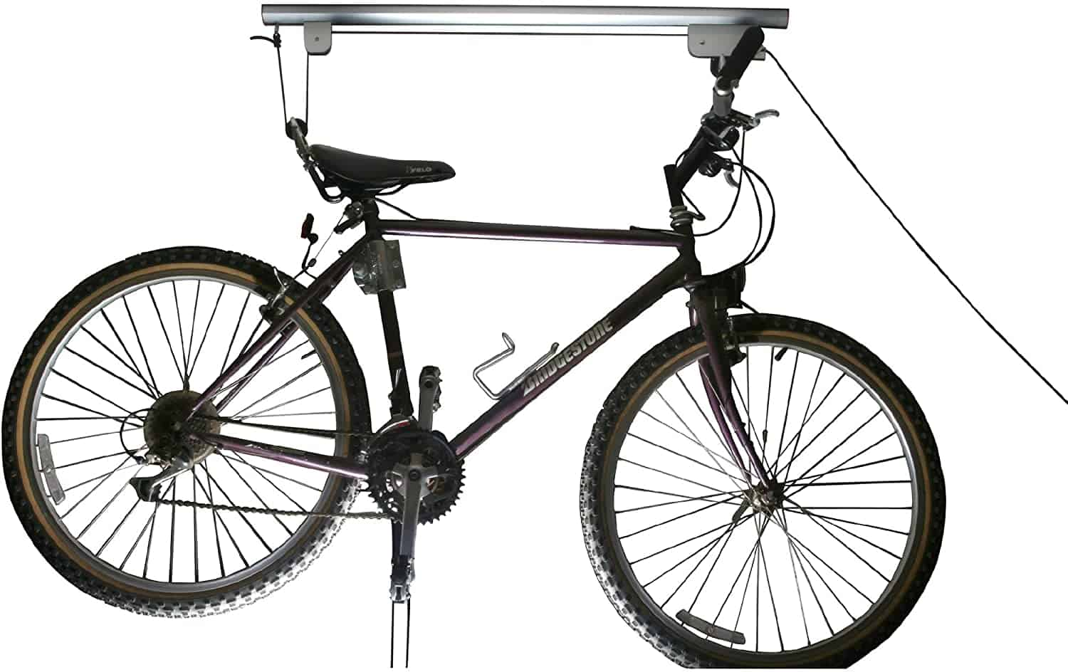 Best Bike Ceiling Mount: RAD Cycle Products Rail Mount Bike and Ladder Lift