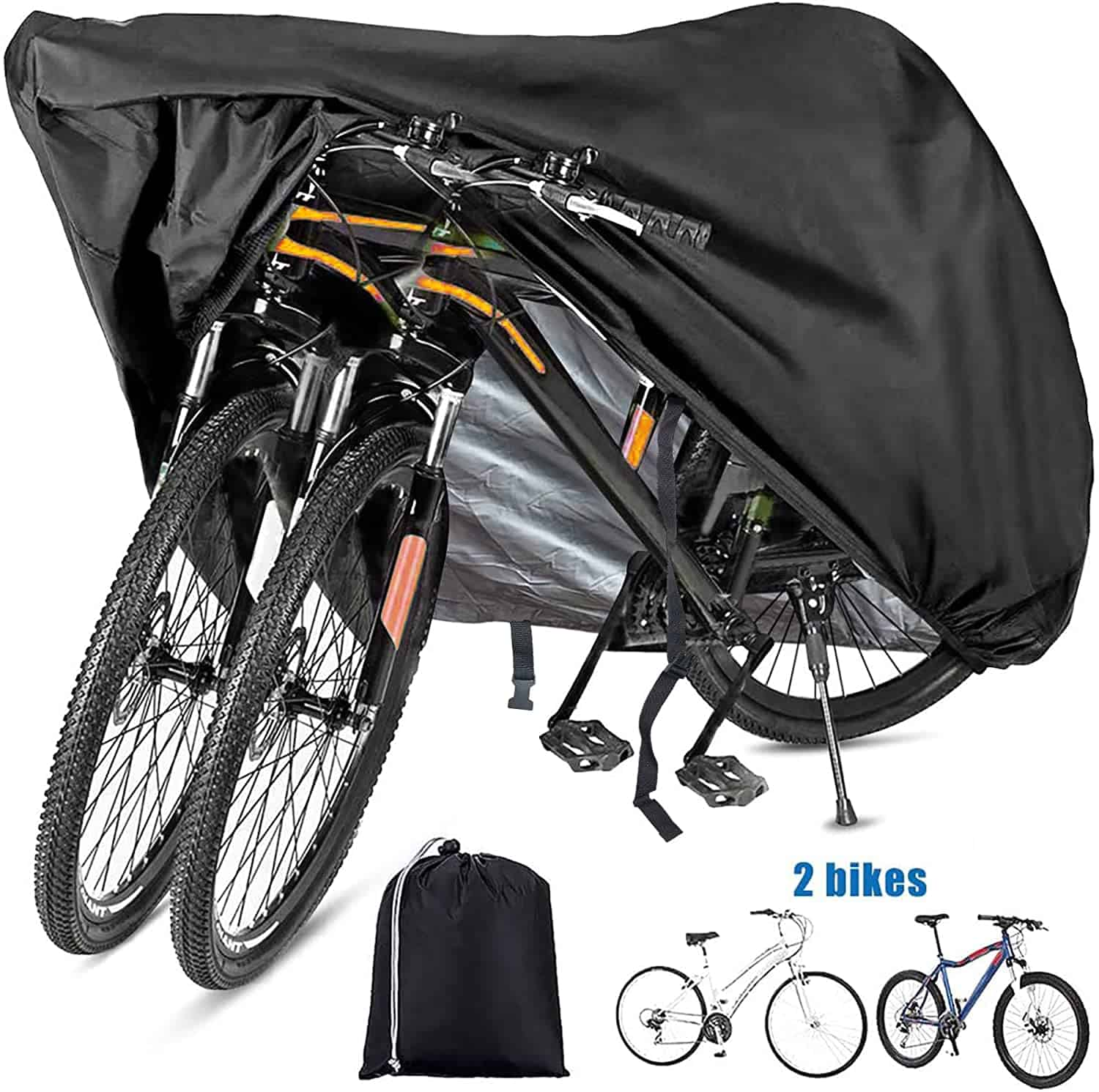 Best Bike Cover: Szblnsm Waterproof Outdoor Bike Cover