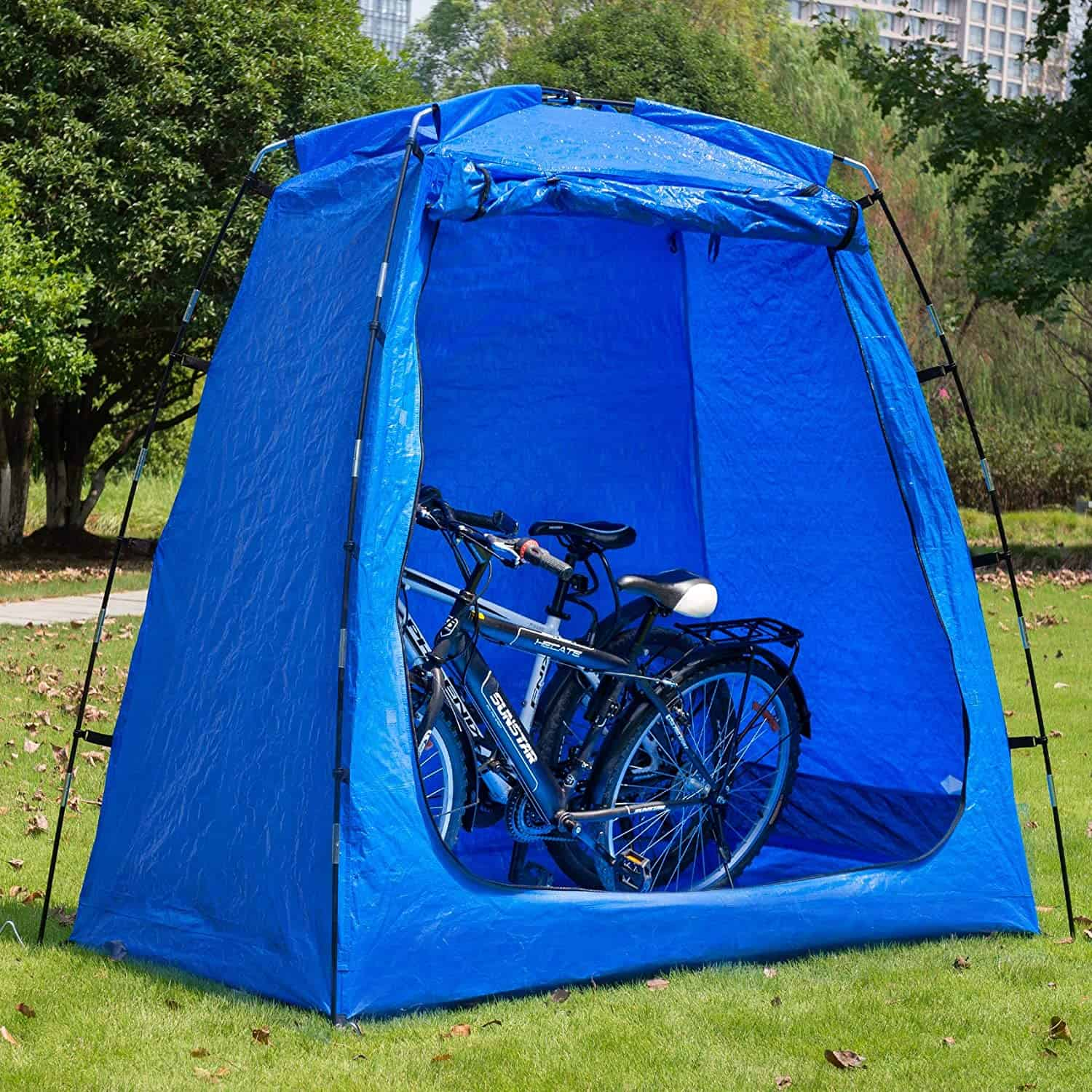 Best Bike Storage Tent: PrivatePod EighteenTek