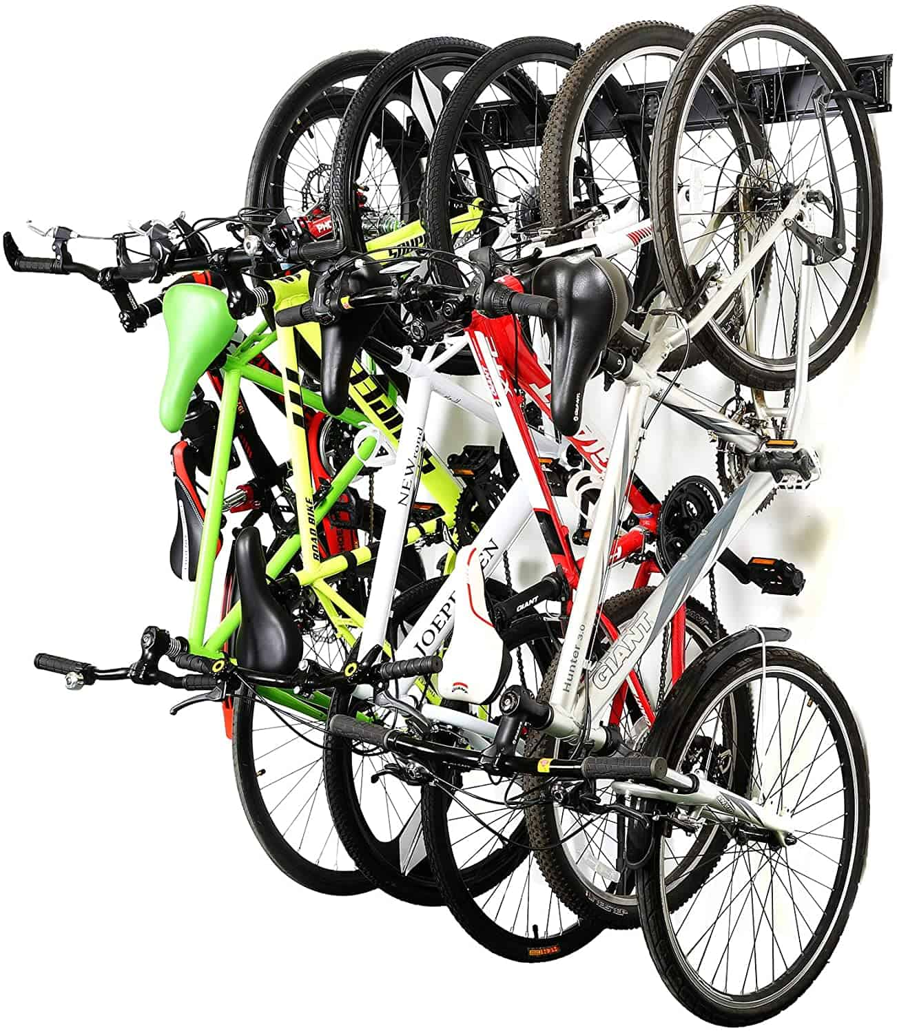 Best Monkey Bar Bike Hanger: Monkey Bars Bike Storage Rack