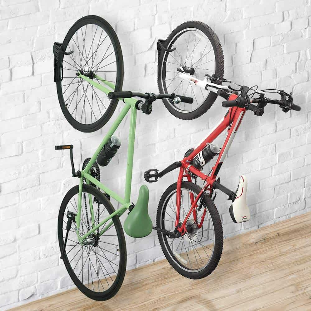 Best Wall Mount for One Bike: Wallmaster Bike Rack Garage Wall Mount