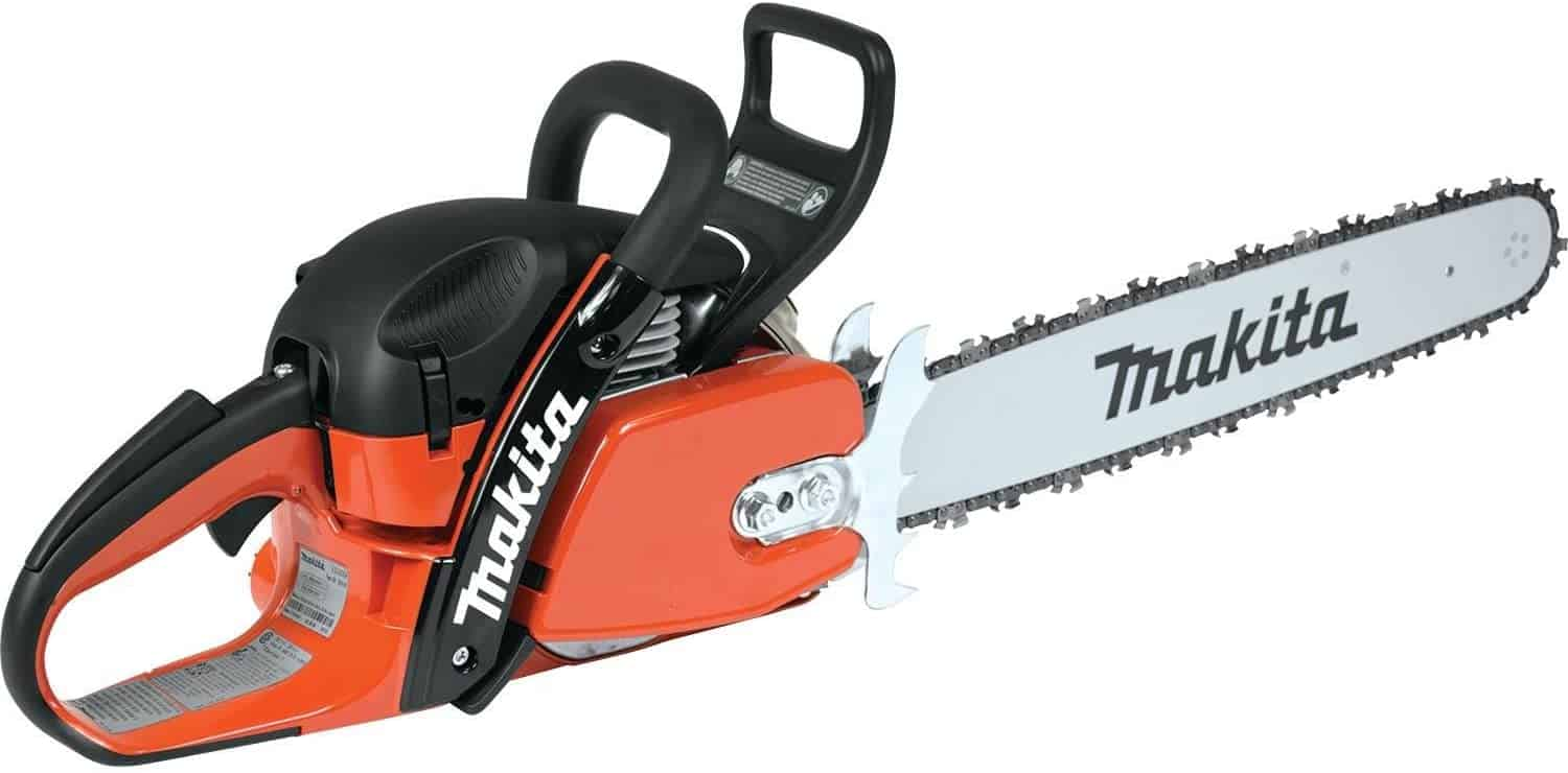 Best 50cc chainsaw for cold-weather- Makita EA5000PREG 18-inch