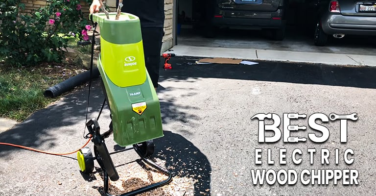 Best electric wood chipper | Top 5 choices for a spotless yard