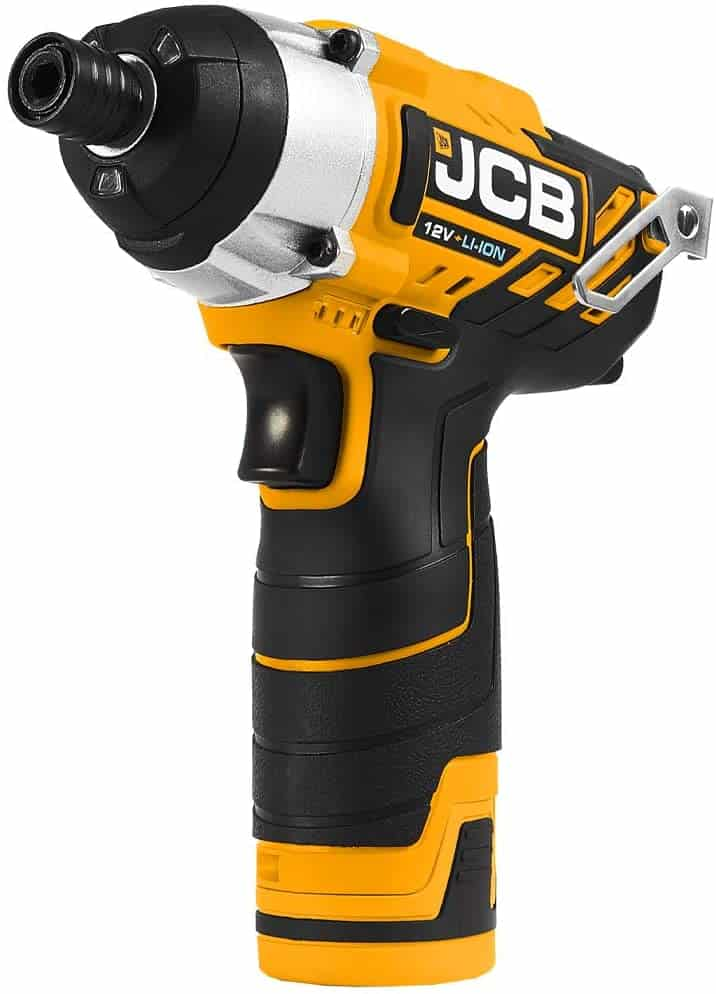 Best impact driver for home use- JCB Tools 12V Power Tool Kit