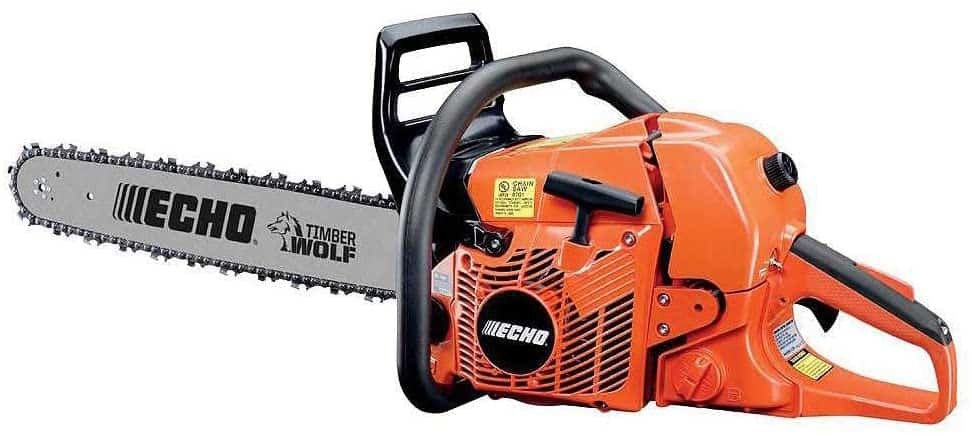Best professional chainsaw for light use- ECHO 20 in. Timber Wolf