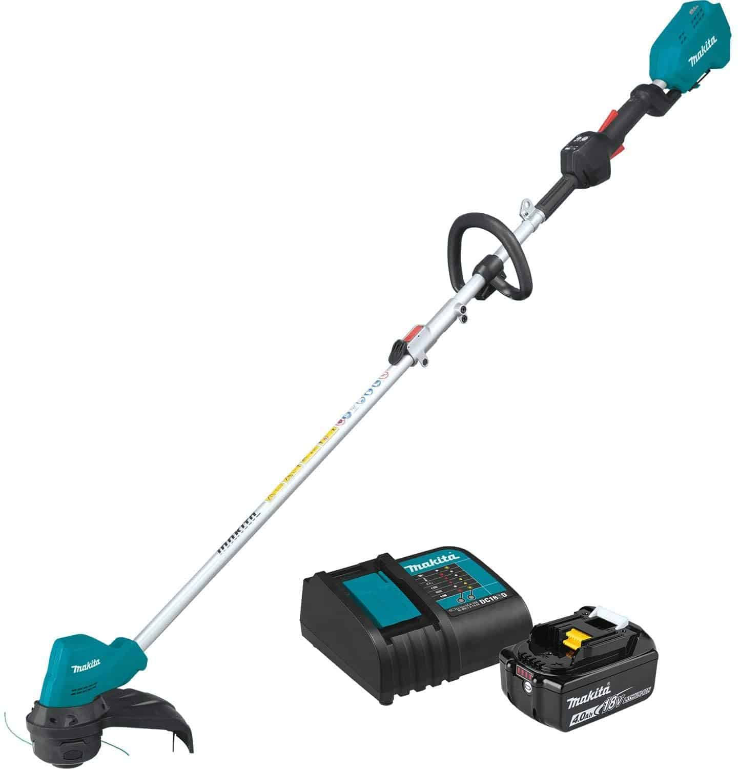 Best weed eater for precision trimming- Makita XRU12SM1 Lithium-Ion kit