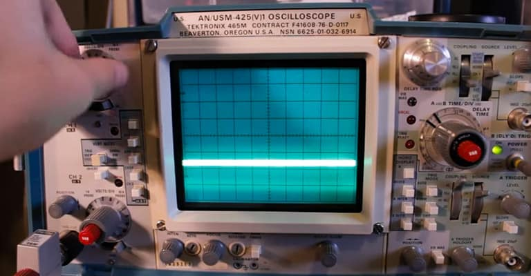 Controls-and-Switches-on-the-Oscilloscope