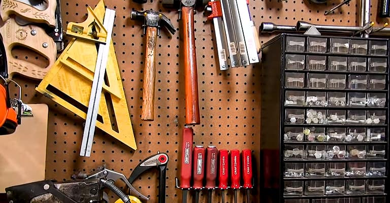 How-Much-Weight-Can-a-Pegboard-and-Anchorage-Hold