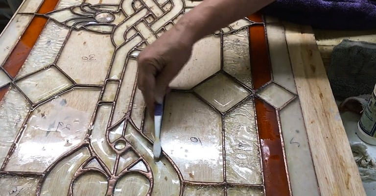 How-to-Clean-Stained-Glass-After-Soldering-FI