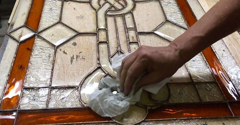 How-to-Clean-Stained-Glass-After-Soldering
