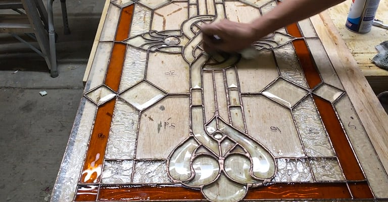 How-to-Remove-the-Patina-From-Stained-Glass