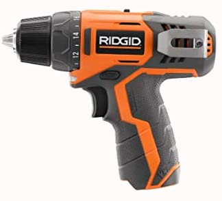 Most convenient and easy to use-RIDGID R9000 12V Drill:Driver and Impact Kit