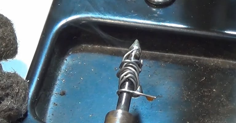 Re-Tin-Old-Soldering-Iron