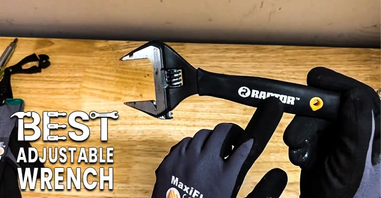 Adjustable Wrench Types and Sizes You Need to Know
