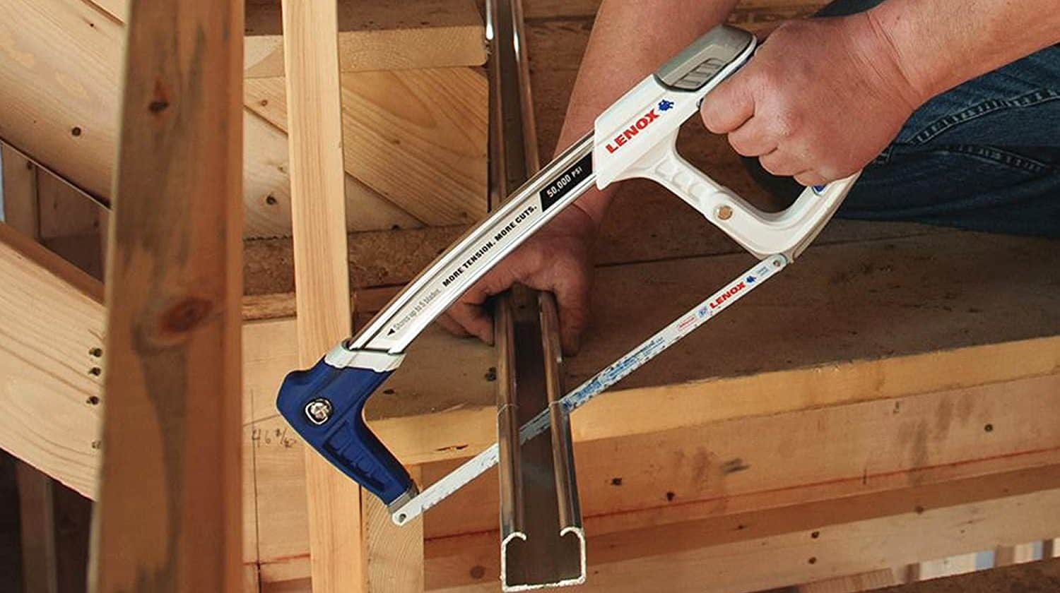 Best hacksaw for cutting wood, metal, PVC and stuff reviewed