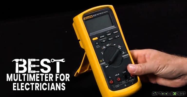 Best-Multimeter-for-Electricians