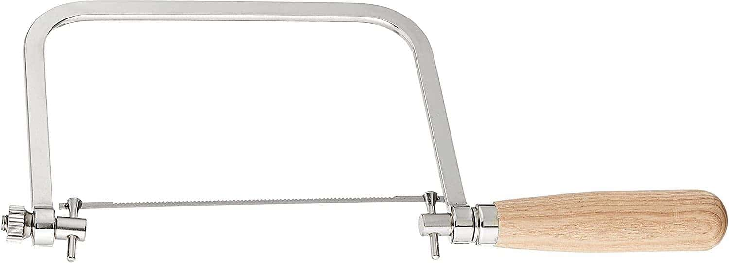 Best coping saw with wooden handle: Olson Saw SF63510