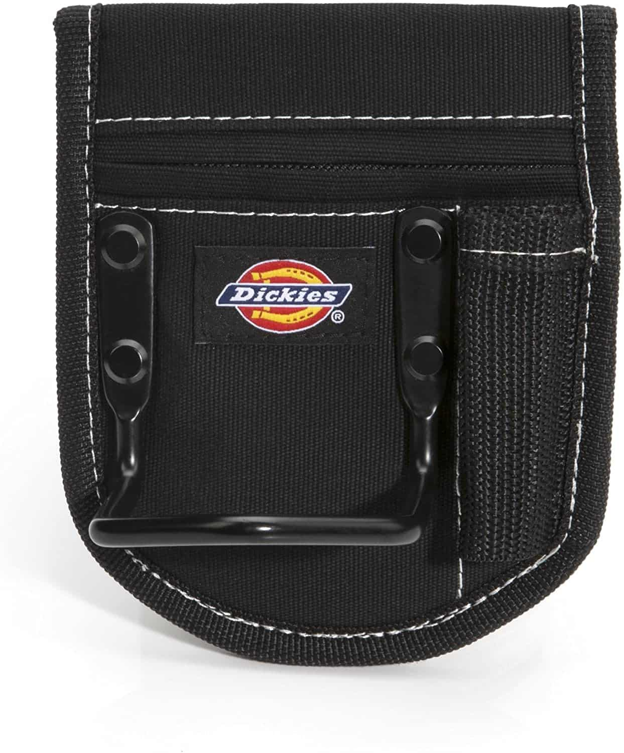 Best hammer holder for wider belts- Dickies Work Gear 57071 2-Compartment