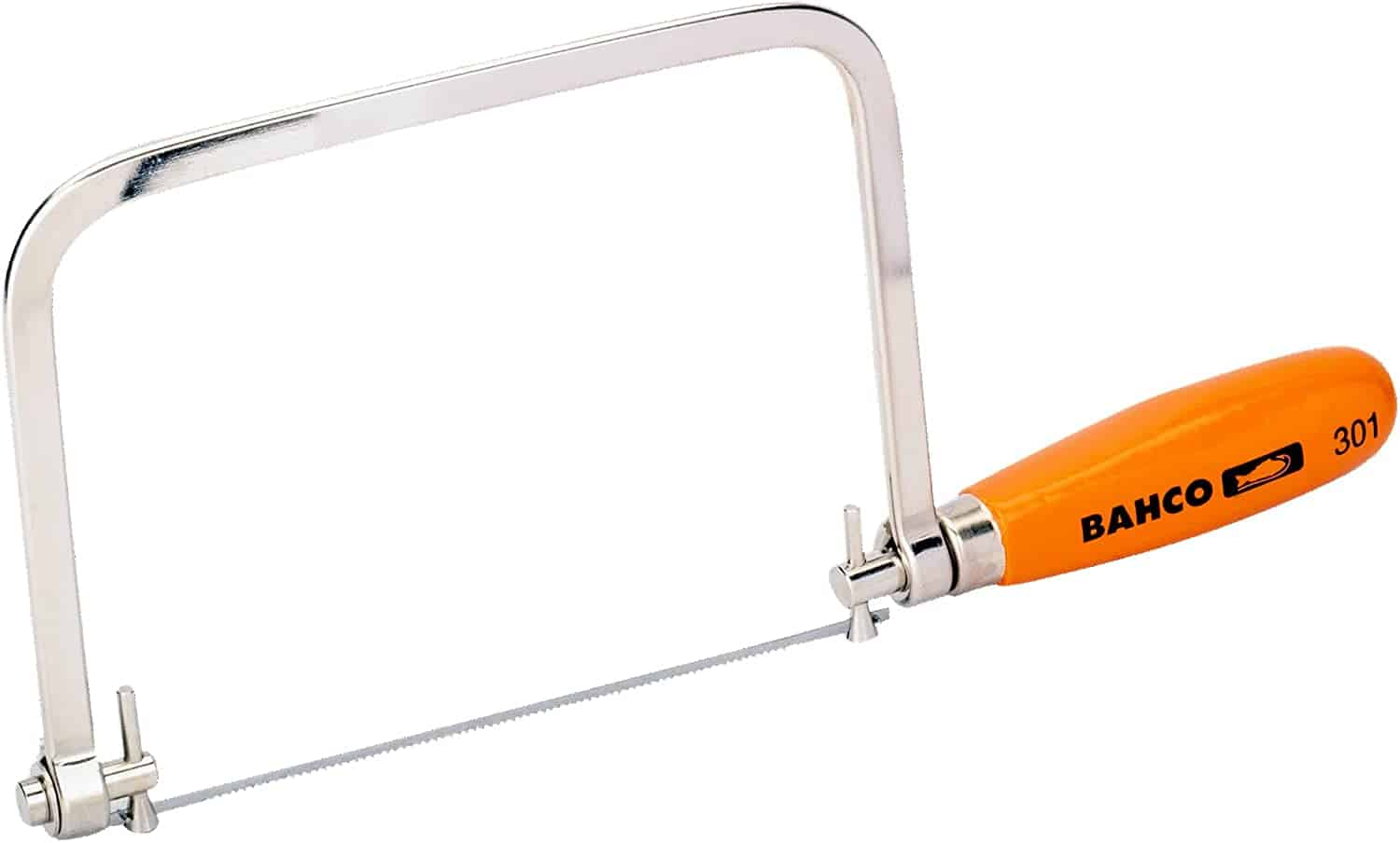 Coping saw with the best frame- Bahco 301