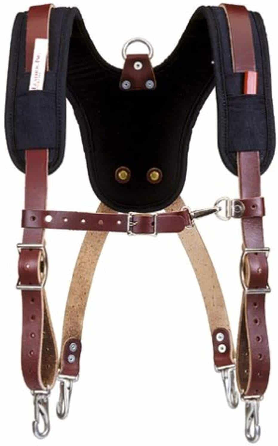 Best premium & most durable tool belt suspenders- Occidental Leather 5055 Stronghold