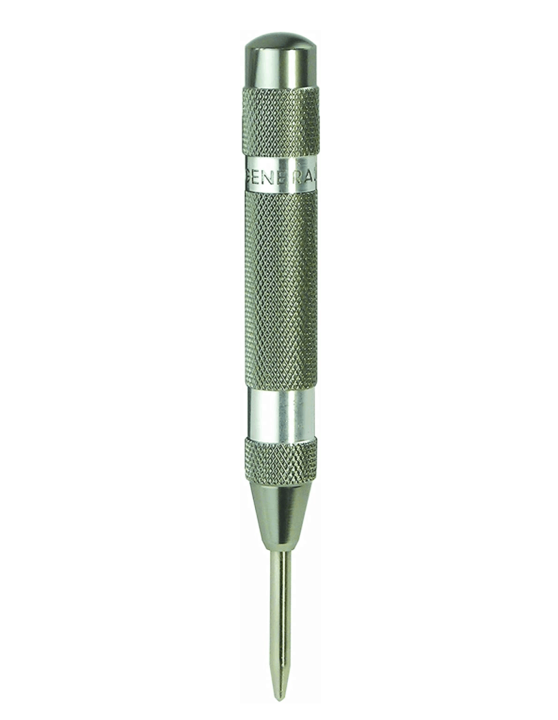 Most versatile automatic center punch: General Tools 89 Stainless Steel